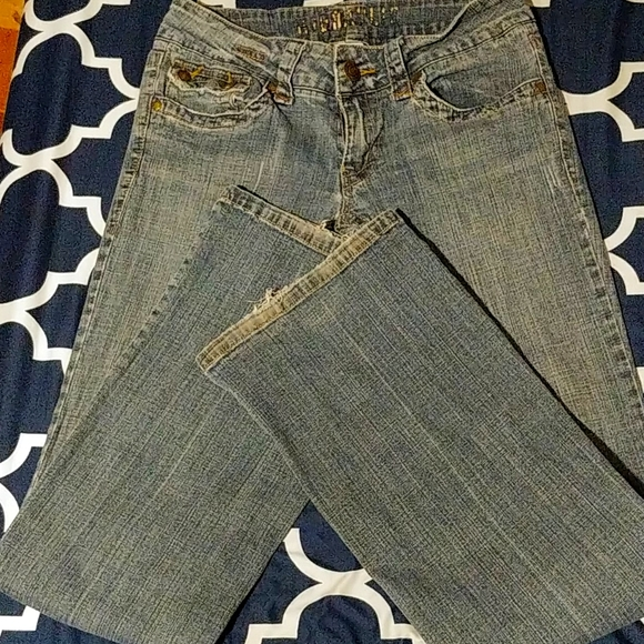 Bootcut Hydraulic Jeans